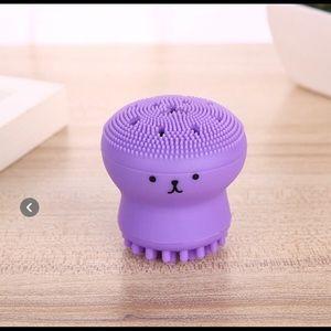 Face wash facial brush